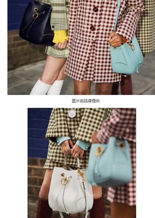 Mulberry于2019年春夏系列推出全新Hampstead手袋