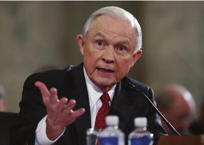 美司法部长应特朗普要求辞职