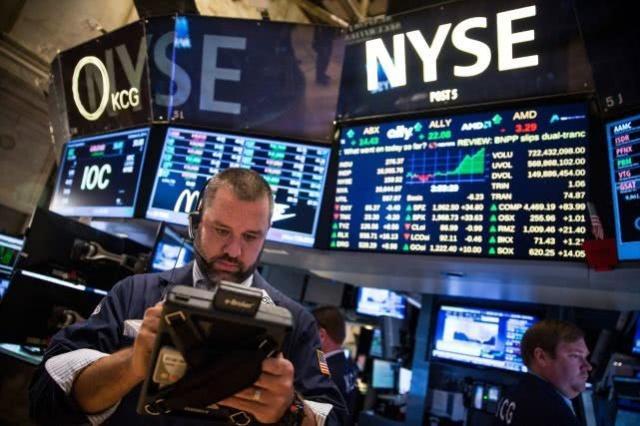 美股科技股周三集体上涨