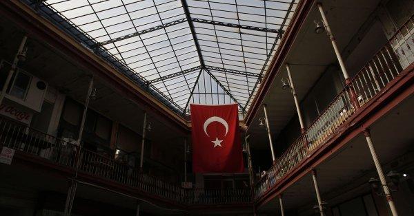 土耳其等新兴市场国家经济增长前景黯淡