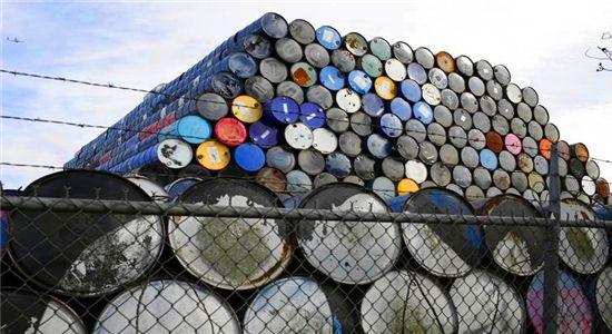 EIA:美国原油库存增加578.3万桶至4.318亿桶