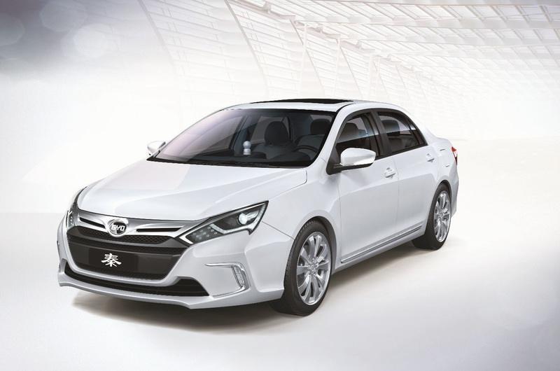 比亚迪:预计今年新能源汽车销量将同比实现大幅增长