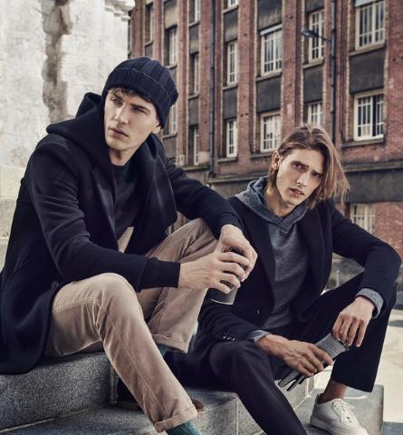 蓝豹 (LAMPO) 2018秋冬都市型格男装系列:意式风格和摩登灵感!
