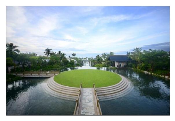首家海滨度假酒店—三亚嘉佩乐度假酒店正式启幕