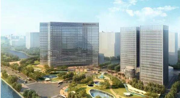 再添高端商业配套 喜来登酒店落户洋湖生态新城