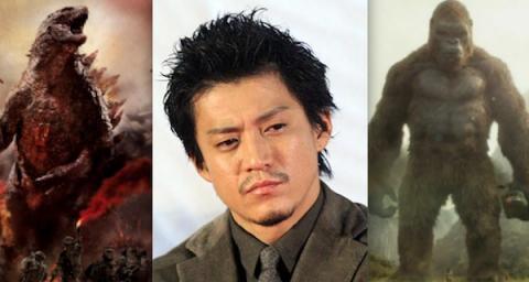 小栗旬好莱坞首秀 《哥斯拉大战金刚》定日本主演
