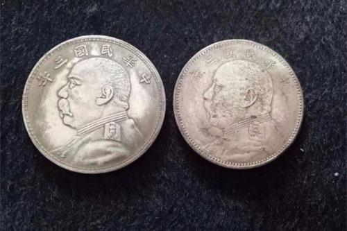 民国三年袁大头银元价格不断上涨