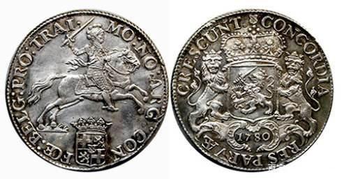 这些外国银元跟光绪元宝一样珍贵