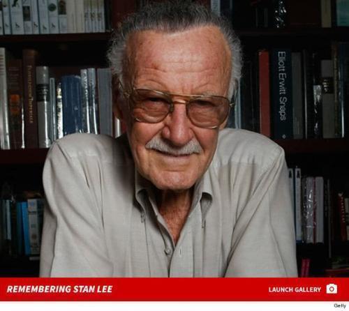 漫威之父斯坦李去世 享年95岁