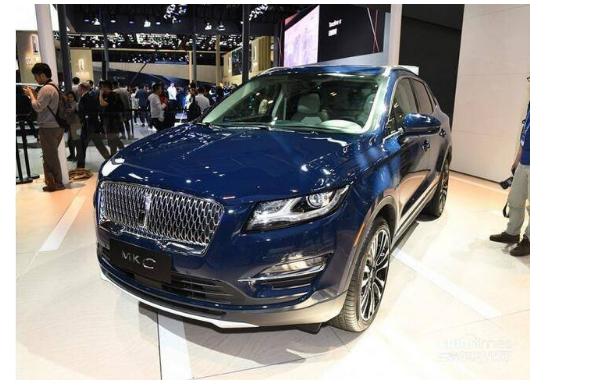 林肯官方公布新款MKC车型部分配置信息 并于11月15日上市