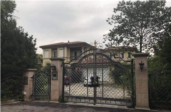 南京顶级别墅豪宅经过117次出价  以5700万元全款成交