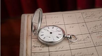 钟表收藏家找到现存最古老的浪琴表