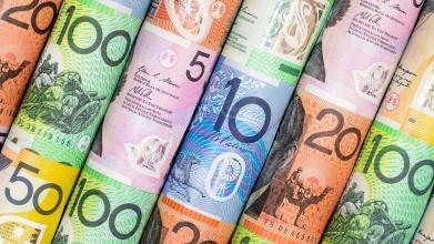 数据利好助攻多头 澳元兑美元汇率飙升
