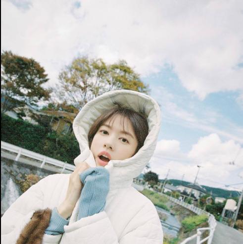 郑素敏写真街拍 完全文艺范小仙女们行走的穿衣指南