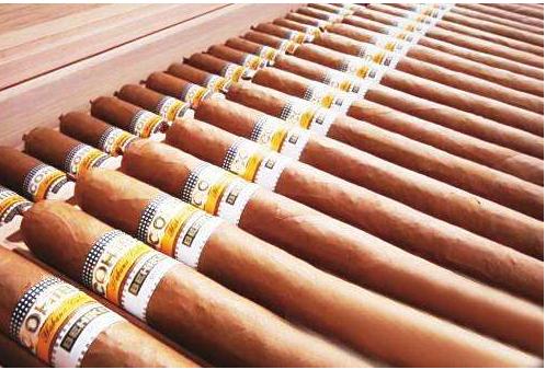 拉斯维加斯雪茄展正在举行 帝国烟草公司的总裁费尔南多-多明古兹亲临现场