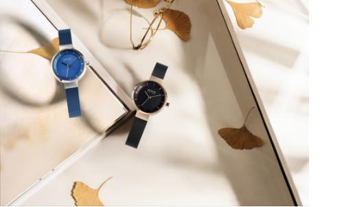 丹麦品牌BERING发布:北欧蓝与北欧之夜系列腕表