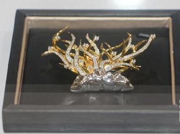 第二届上塘银饰小镇金银珠宝创意设计大赛近日圆满落幕