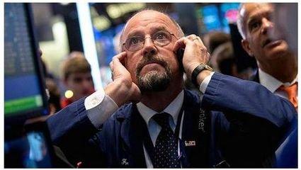"""美股持续下跌 是""""特朗普景气的终结"""""""