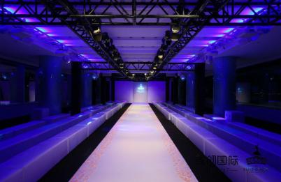 童装奢侈品牌 David Charles携手秀创国际 共同打造的国际时装秀