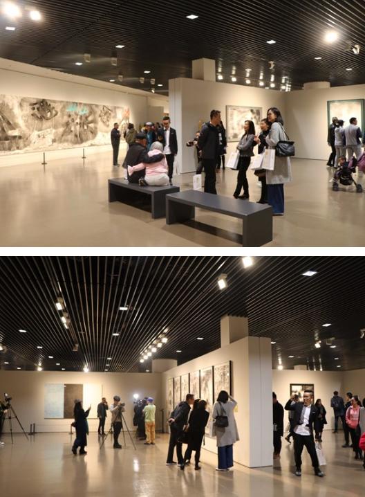 """上海当代水墨艺术研究院首次举办""""水墨概念艺术""""学术联展"""