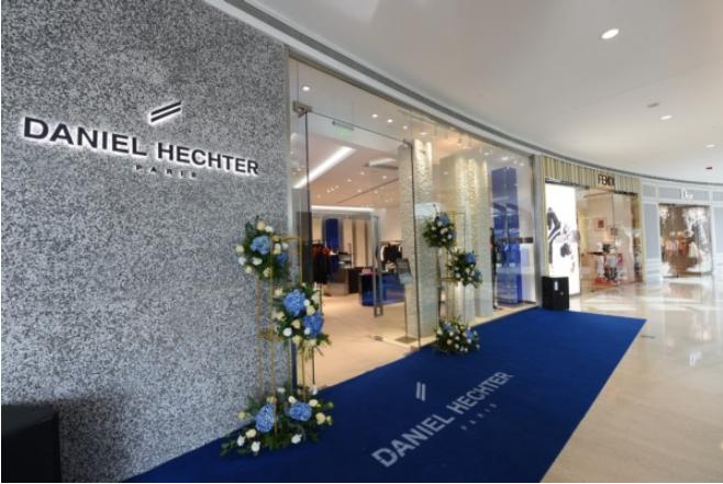 DANIEL HECHTER 男装于2018年11月19日上海隆重开业
