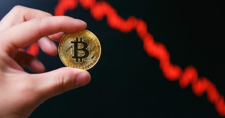 分析师称比特币价格恐跌至2500美元