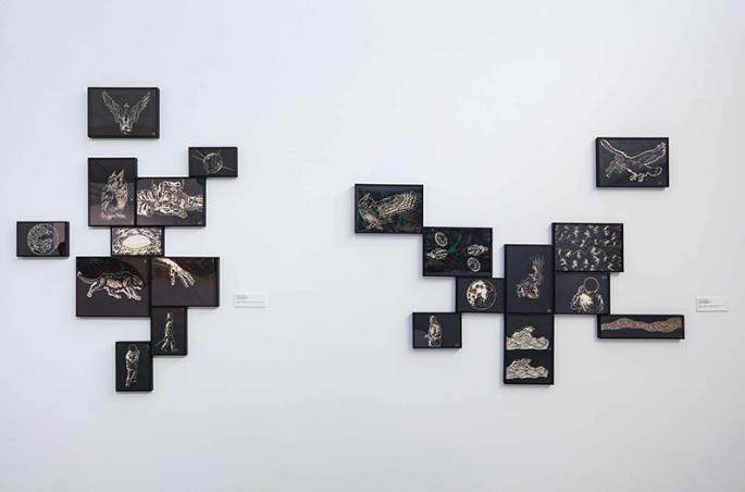 瑞士高级制表品牌爱彼于2018西岸艺术与设计博览会 呈现作品《偷时间的人》