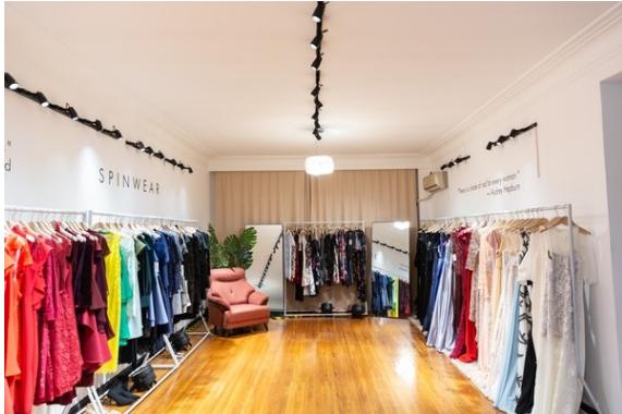 SPINWEAR品味首次入驻上海 高端时尚的价值得以延续