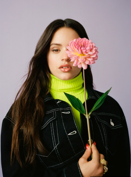 Pull&Bear携手Rosalía发布胶囊系列 大胆诠释音乐青春!
