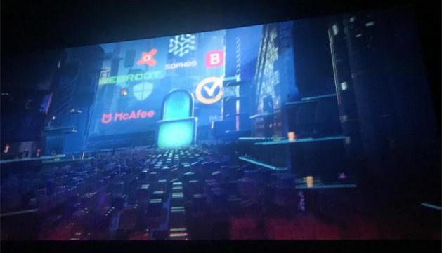 影片《无敌破坏王2》惊现加密货币身影