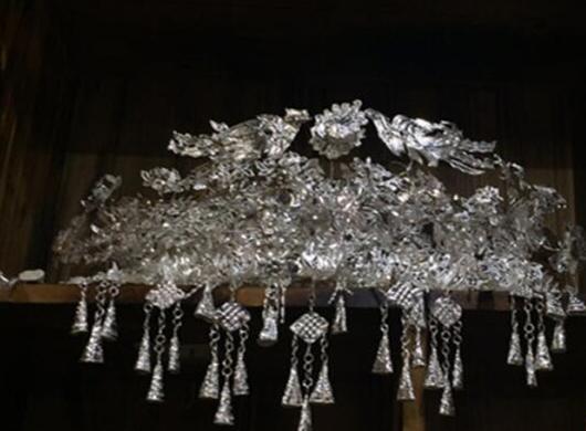 国家级非物质文化遗产传承人麻茂庭:用双手造就精美苗银
