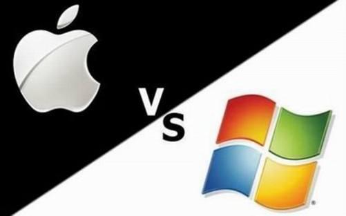 今非昔比 微软正和苹果公司争夺全球市值最高公司头衔
