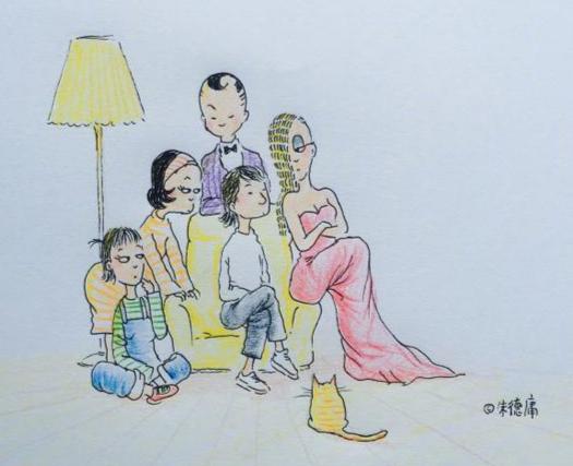 朱德庸回复涩女郎翻拍:一定会慎选饰演的人