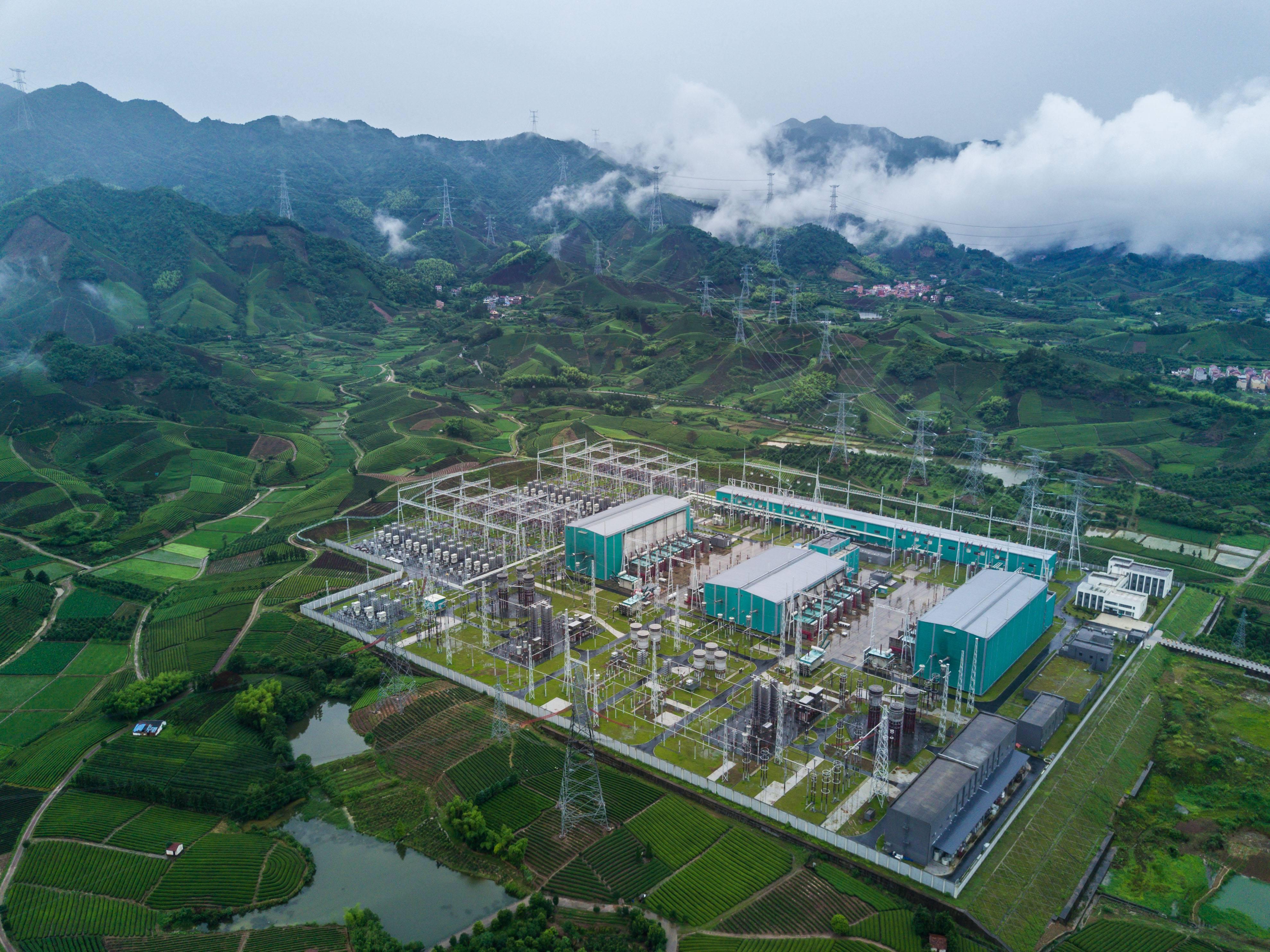 国网浙江省电力加强电网检修 保障电网安全可靠运行