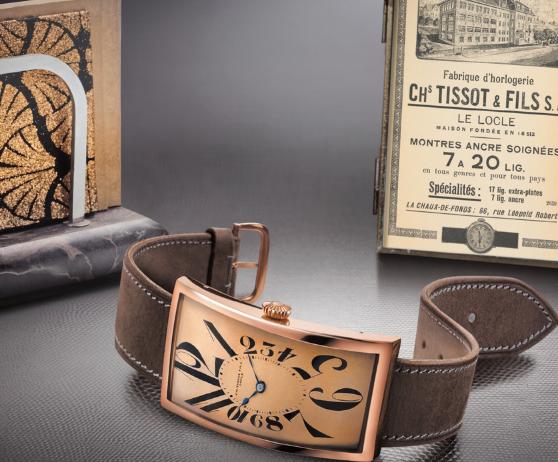 致敬经典—天梭表 (Tissot) 穿越时光长廊玩转复古风潮!