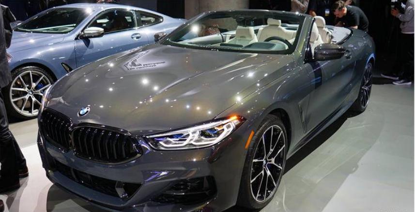 BMW 8系敞篷版 3.9秒破百/明年入华