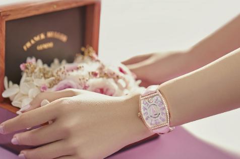 法穆兰彼爱丽钻石特别版腕表 礼赞对创新和美的热忱