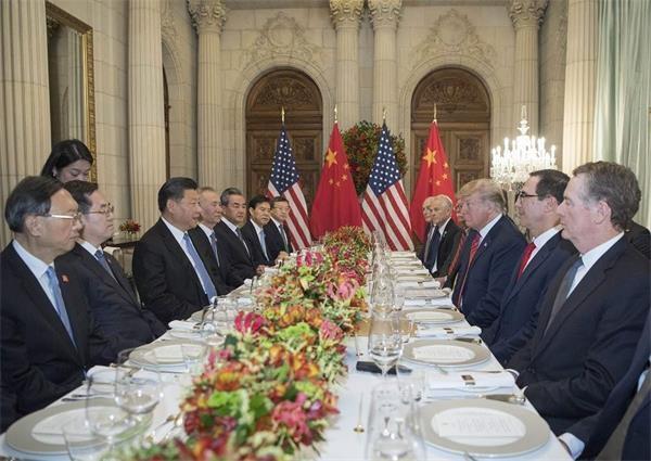 贸易战终于休战了!中美双方决定 停止升级关税等贸易限制措施