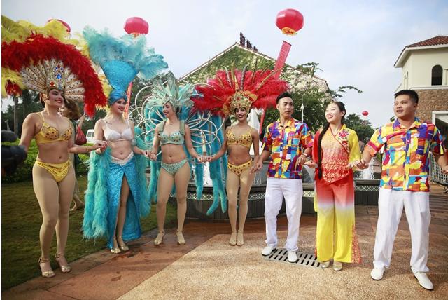 2018第六届海南(儋州)雪茄文化旅游节拉开帷幕