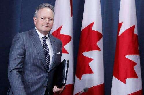 加拿大央行明年料升息三次