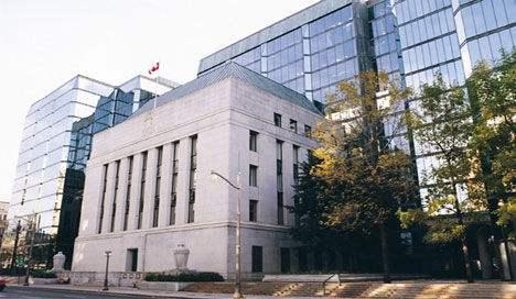 加拿大央行今晚公布利率决议