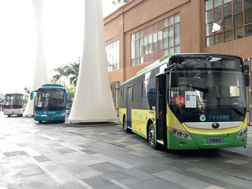 """三亚市发布""""十三五""""新能源汽车推广应用实施方案"""