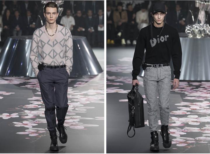 从Dior到Celine排兵布阵 中国男性奢侈消费市场大热?