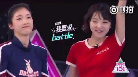 """流行英文梗""""battle"""""""