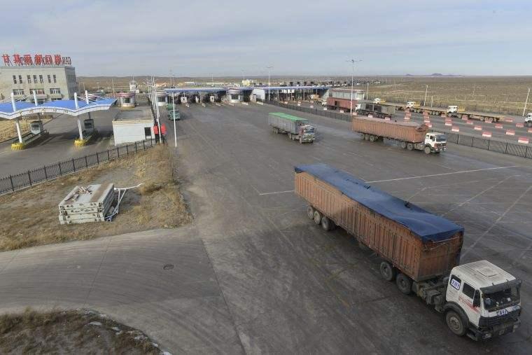 甘其毛都口岸累计完成煤炭进口总量1.1281亿吨
