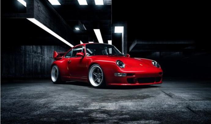 经典美车 完美复刻:Porsche 993 400R 限量25辆