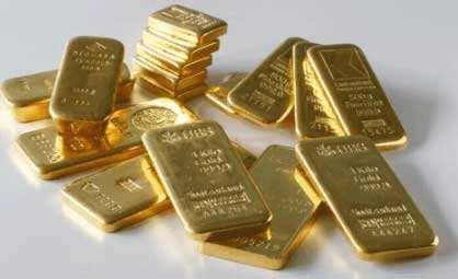 现货黄金周三小幅下挫 美元则止跌反弹