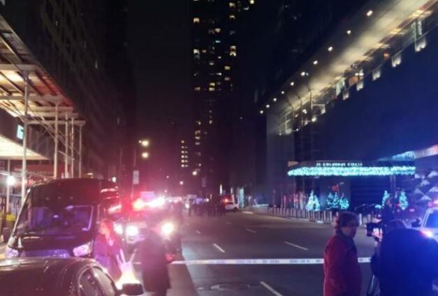 CNN遭炸弹威胁 目前人员已经撤离