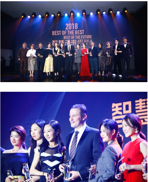 "Yici Zhao高级珠宝作品荣获2018罗博之选""年度璀璨珠宝"""