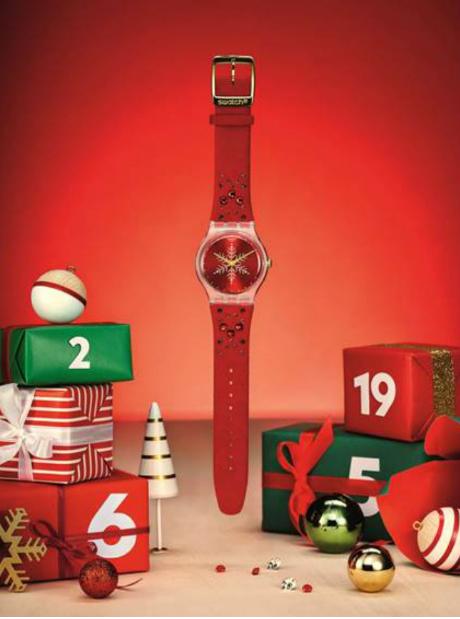 Gucci腕表首饰圣诞新品特别呈现
